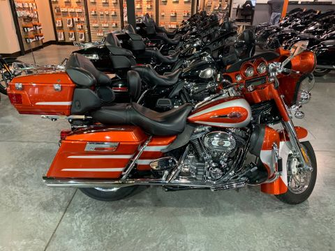 2008 Harley-Davidson CVO Screamin Eagle Ultra Glide Classic